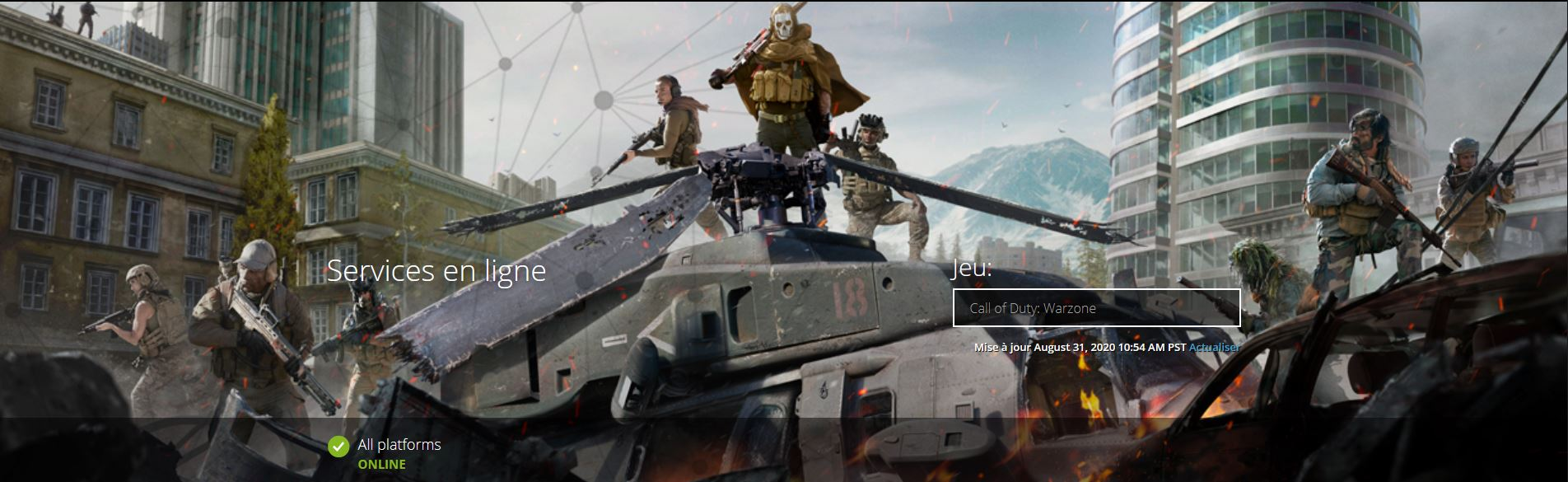 server-status-activision-cod-modern-warfare-warzone