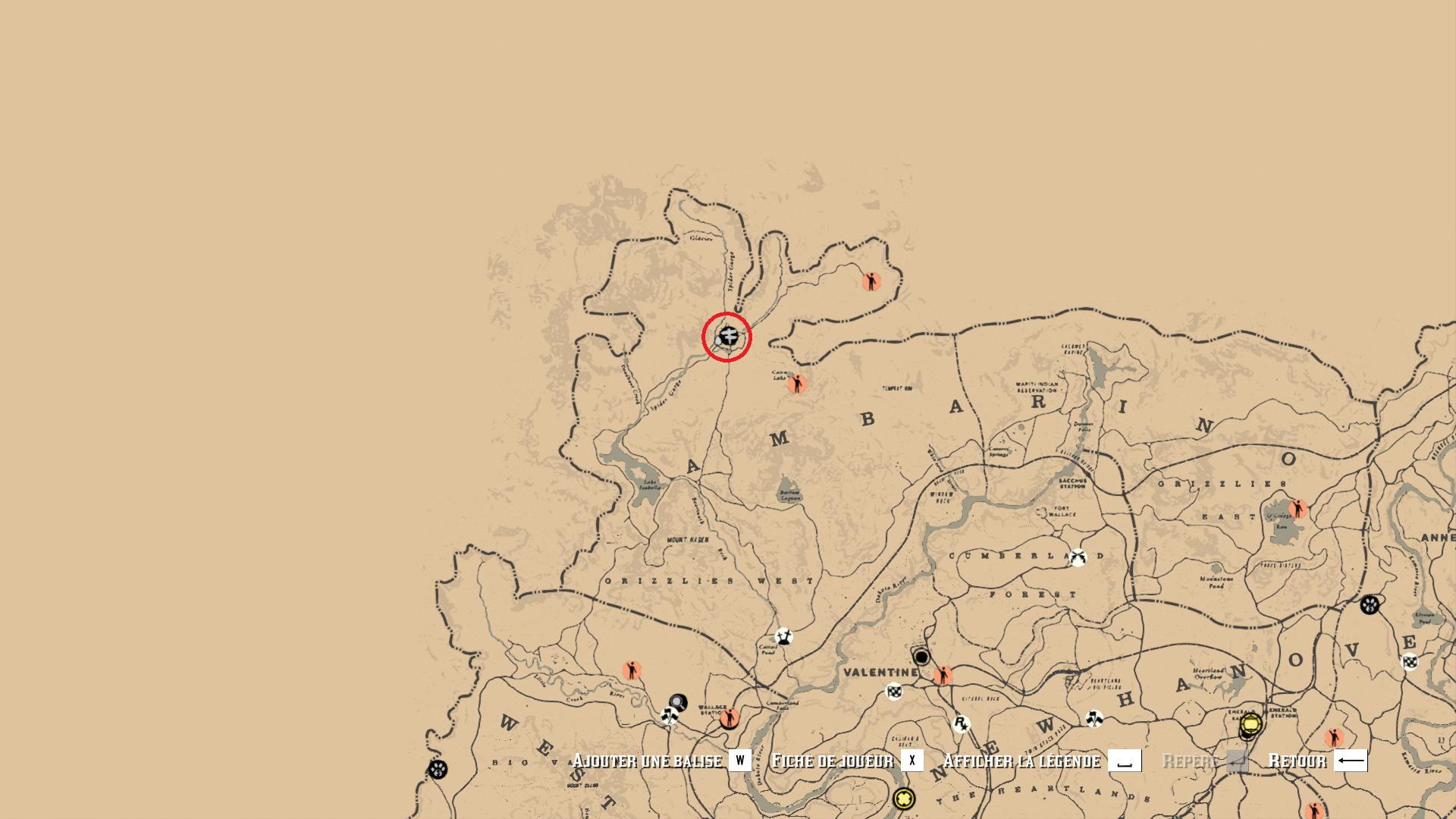 colter-carte-lieu-rdr2-red-dead-redemption-2-online