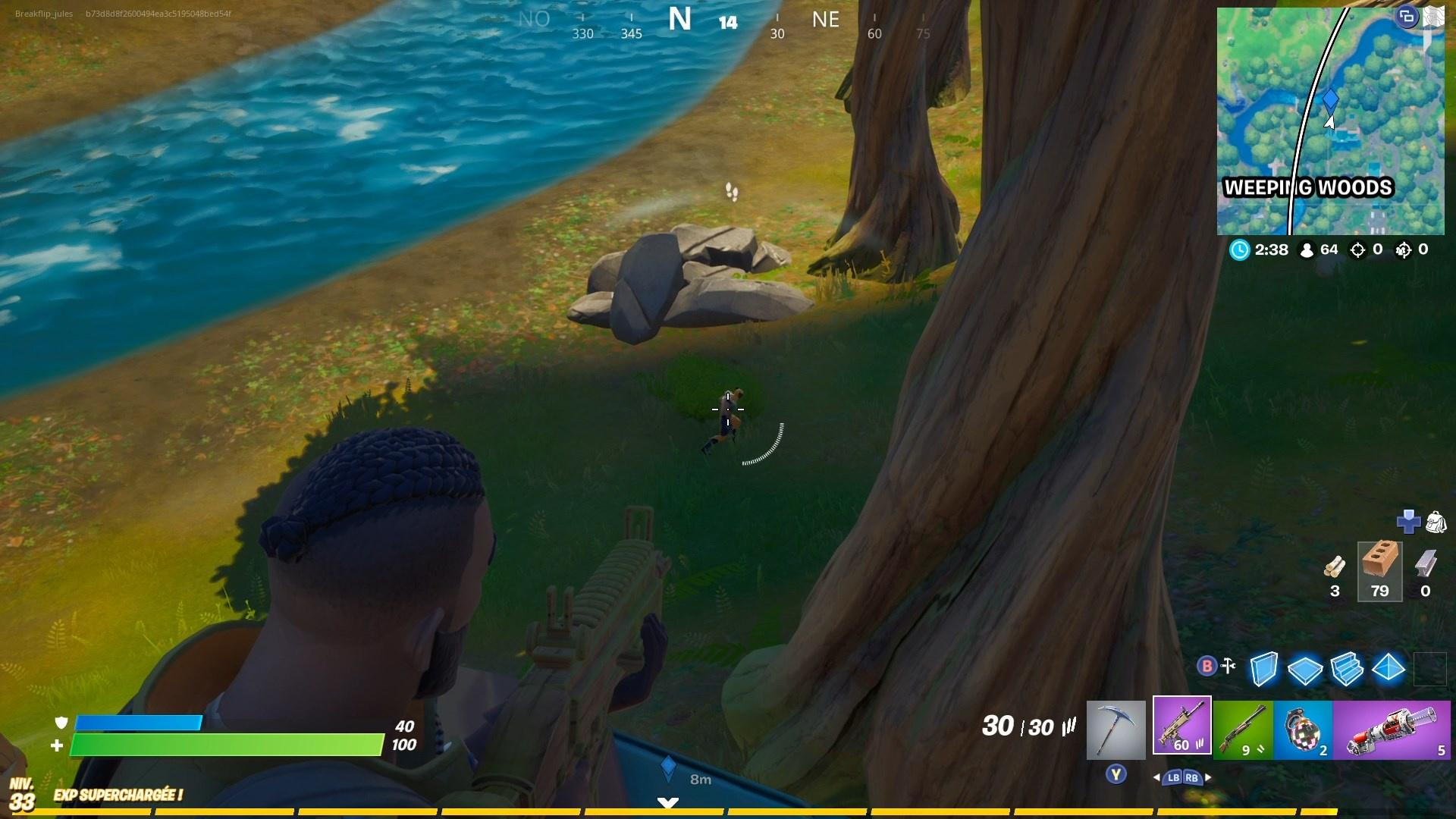 Fortnite Defeat Wolverine Challenge To Unlock The Skin Breakflip News Guides And Tips En24 World