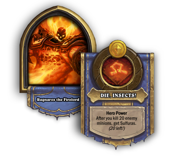 ragnaros-champs de bataille-battleground-hearthstone