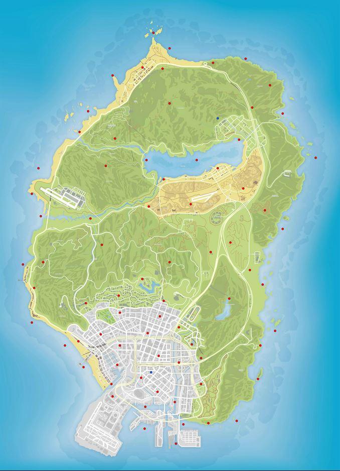 carte-emplacement-plante-peyote-gta-5-online
