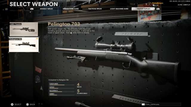 pelington-703-classe-loadout-cold-war-warzone-cod