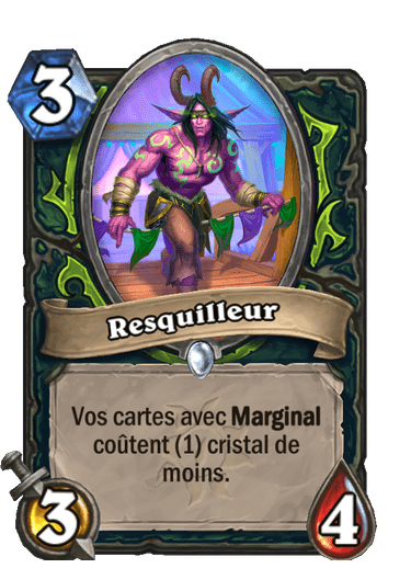 resquilleur-carte-extension-folle-journee-sombrelune-hearthstone