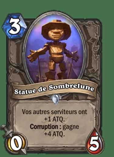 statue-sombrelune-carte-extension-folle-journee-sombrelune-hearthstone