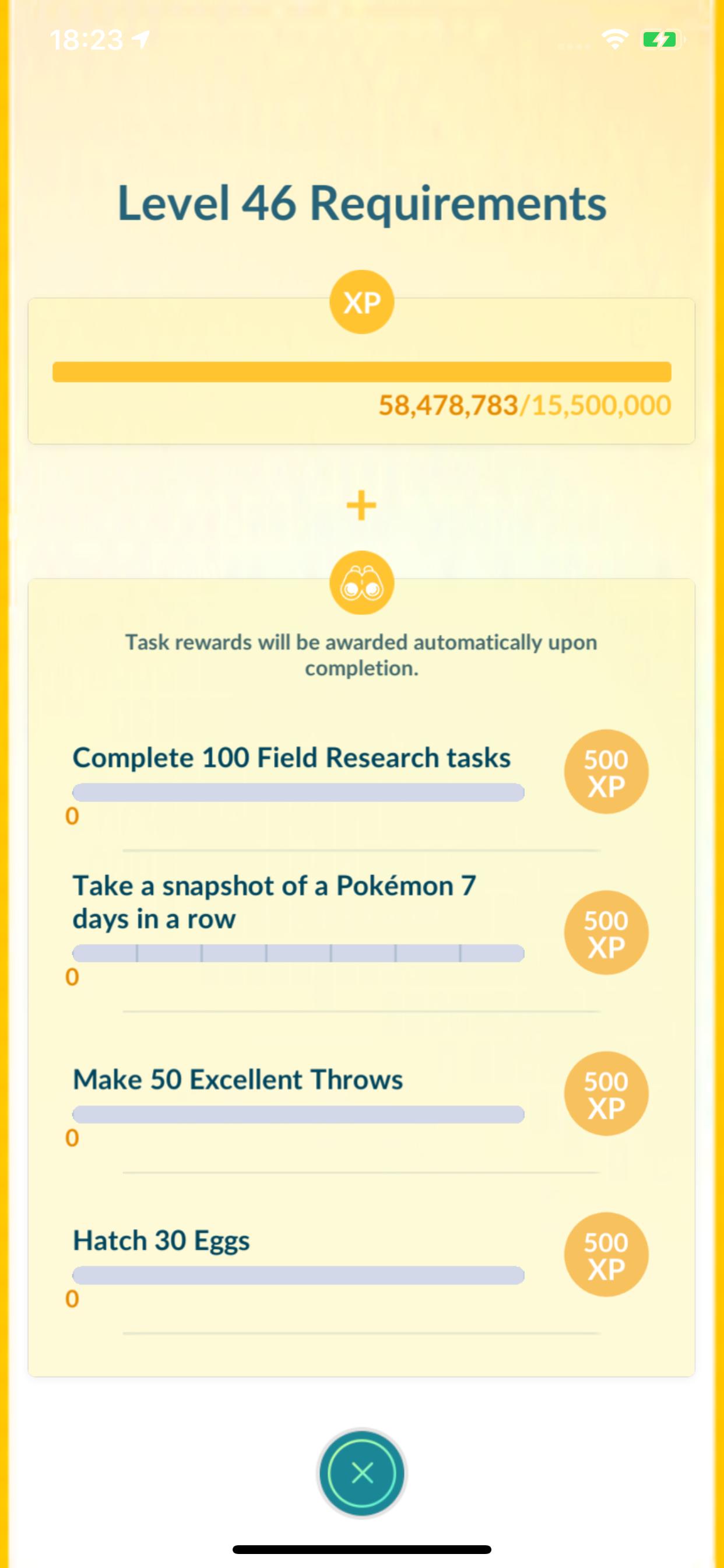 niveau-50-pokémon-go