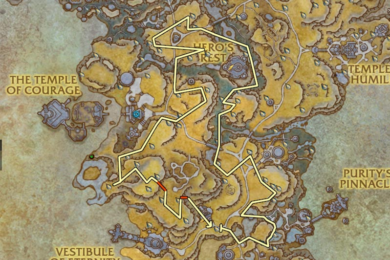meilleure-route-herbes-bastion-wow-shadowlands-2