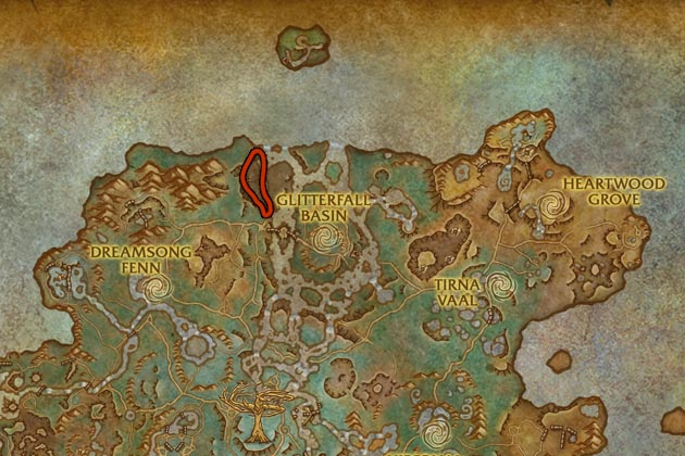 meilleure-route-depecage-skinning-ardenweald-wow-shadowlands