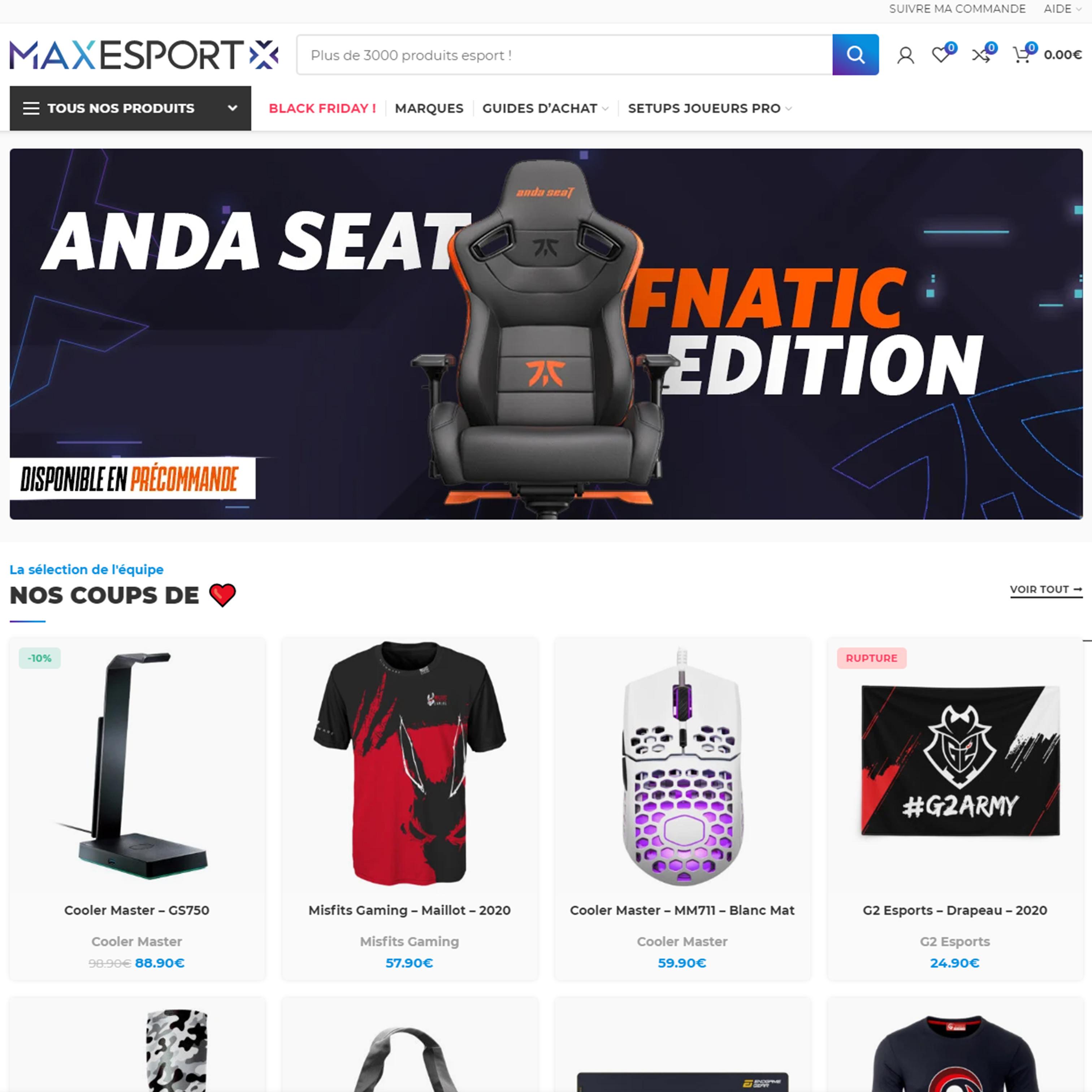 Site-Maxesport