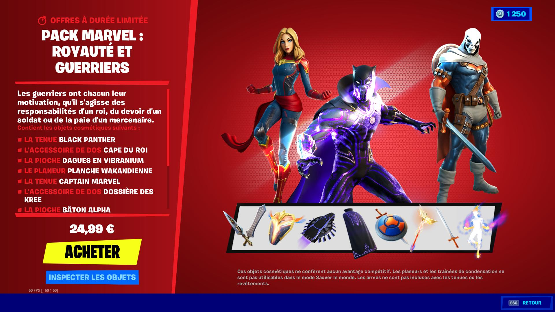 pack-marvel-royaute-guerrier-black-panther