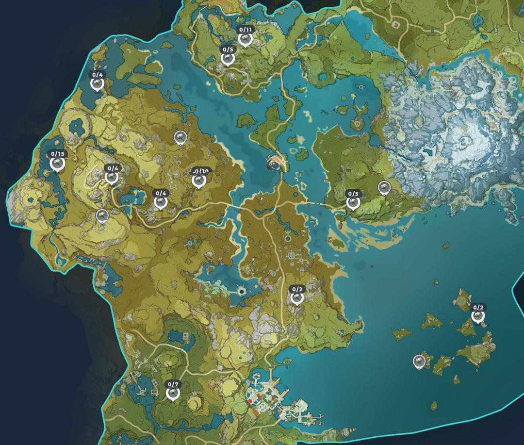 qingxin-genshin-impact-map
