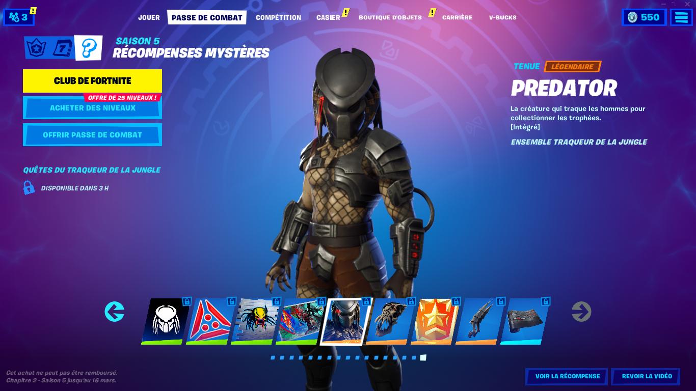 boss-predator-fortnite