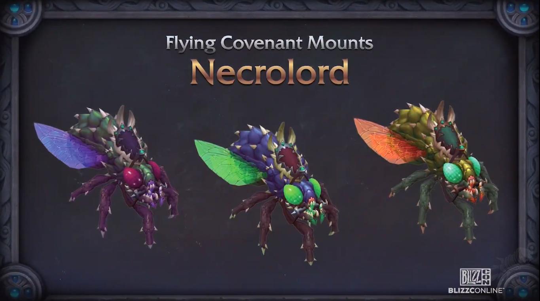 montures-volantes-necro-seigneurs-wow-shadowlands