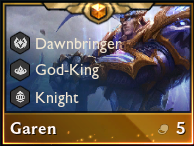 TFT-Garen