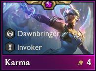 TFT-Karma