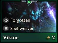 TFT-Viktor