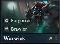 TFT-Warwick