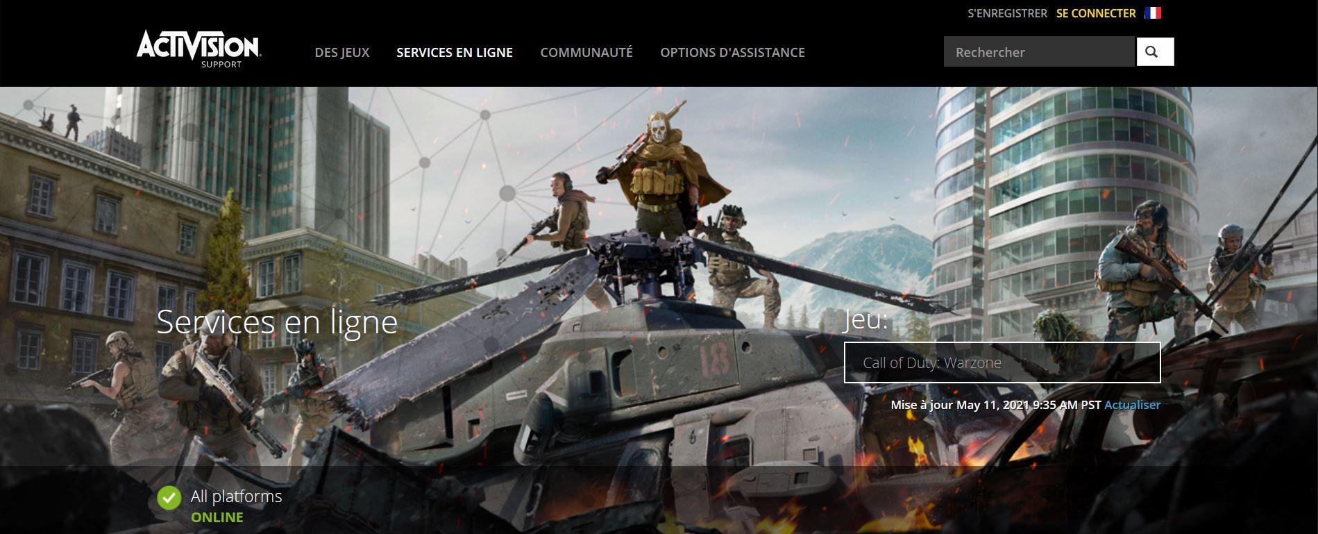 warzone-etat-serveurs-impossible-probleme-connexion-call-of-duty