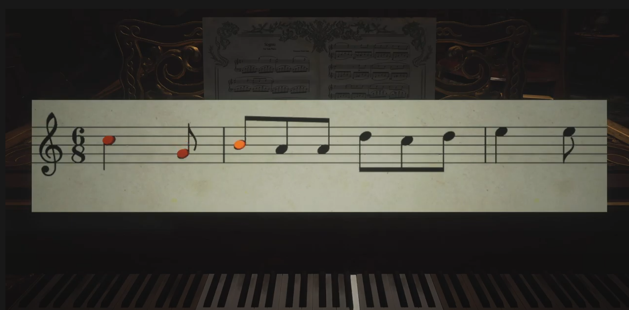 piano-partition-resident-evil