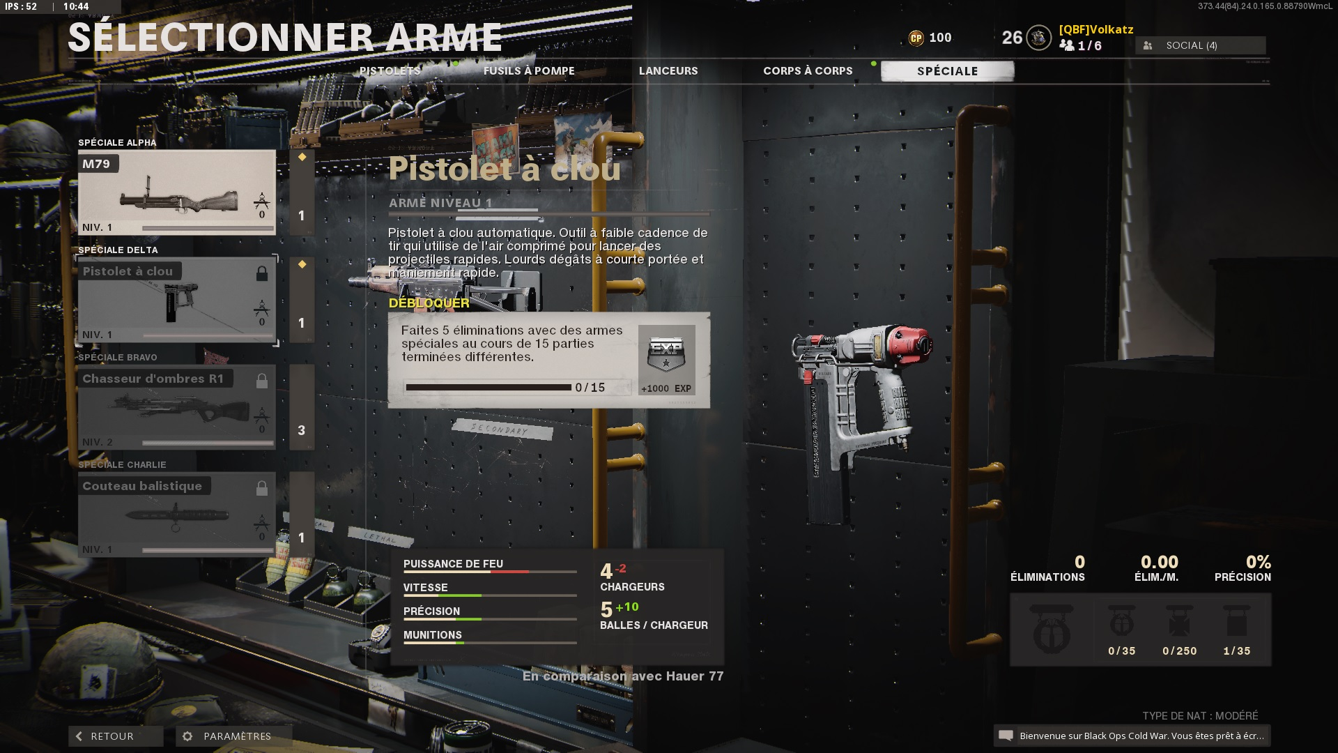 pistolet-clou-warzone-cold-war-arme-speciale-call-of-duty