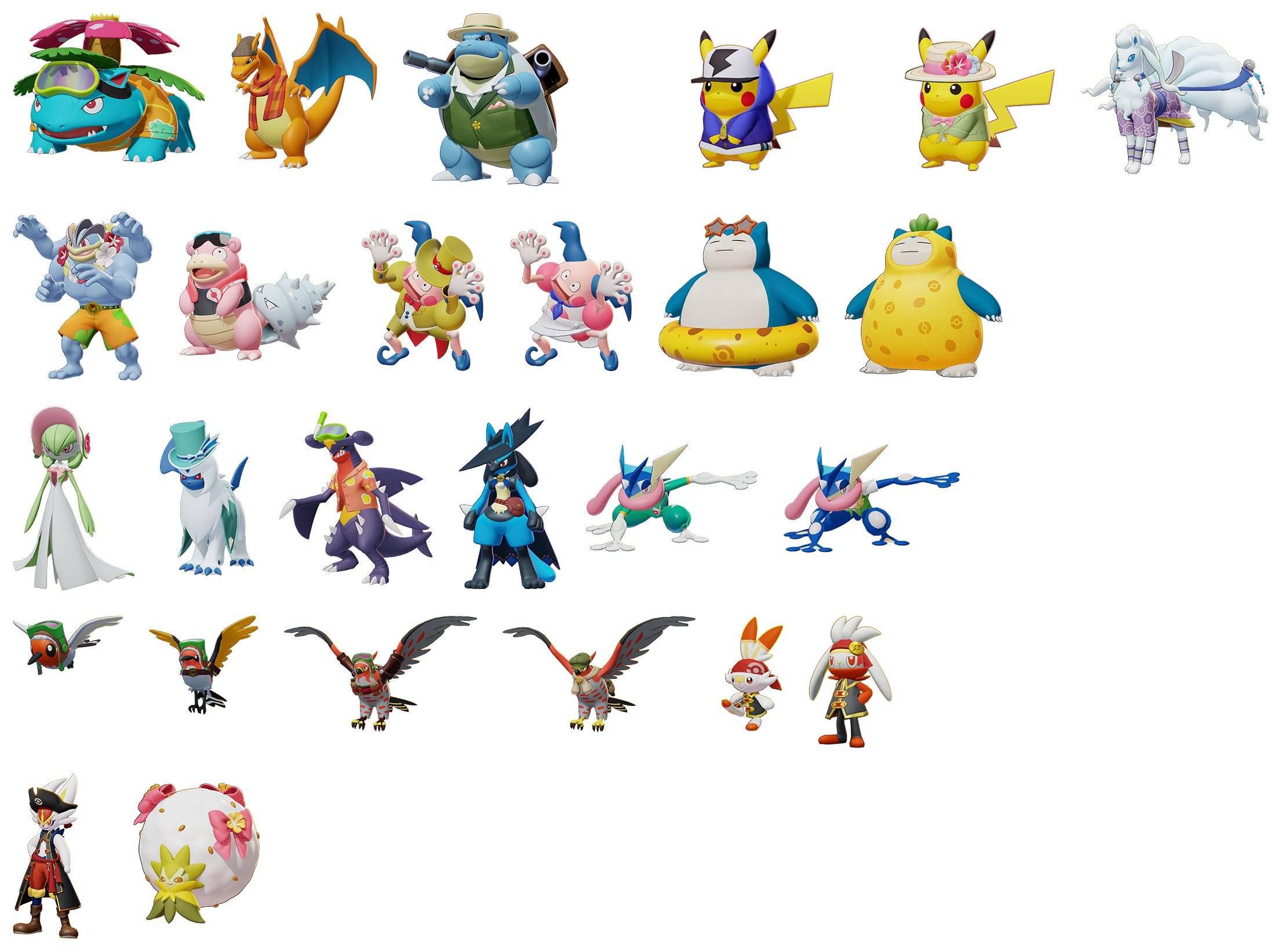 skins-pokémon-unite