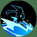 Greninja-Surf