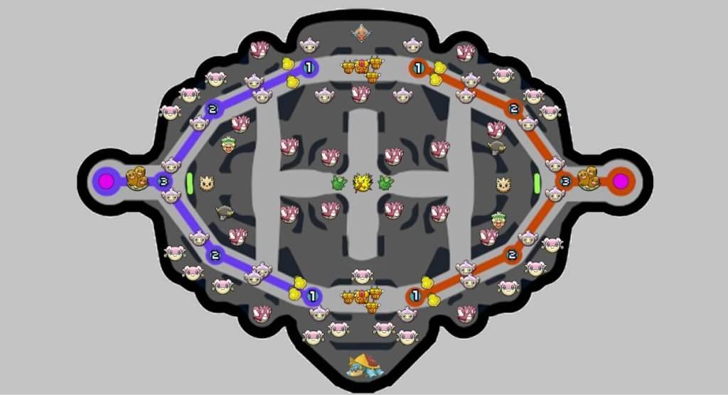 Pokemon-Unite-Map-Layout
