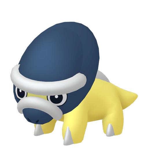 Dinoclier-shiny