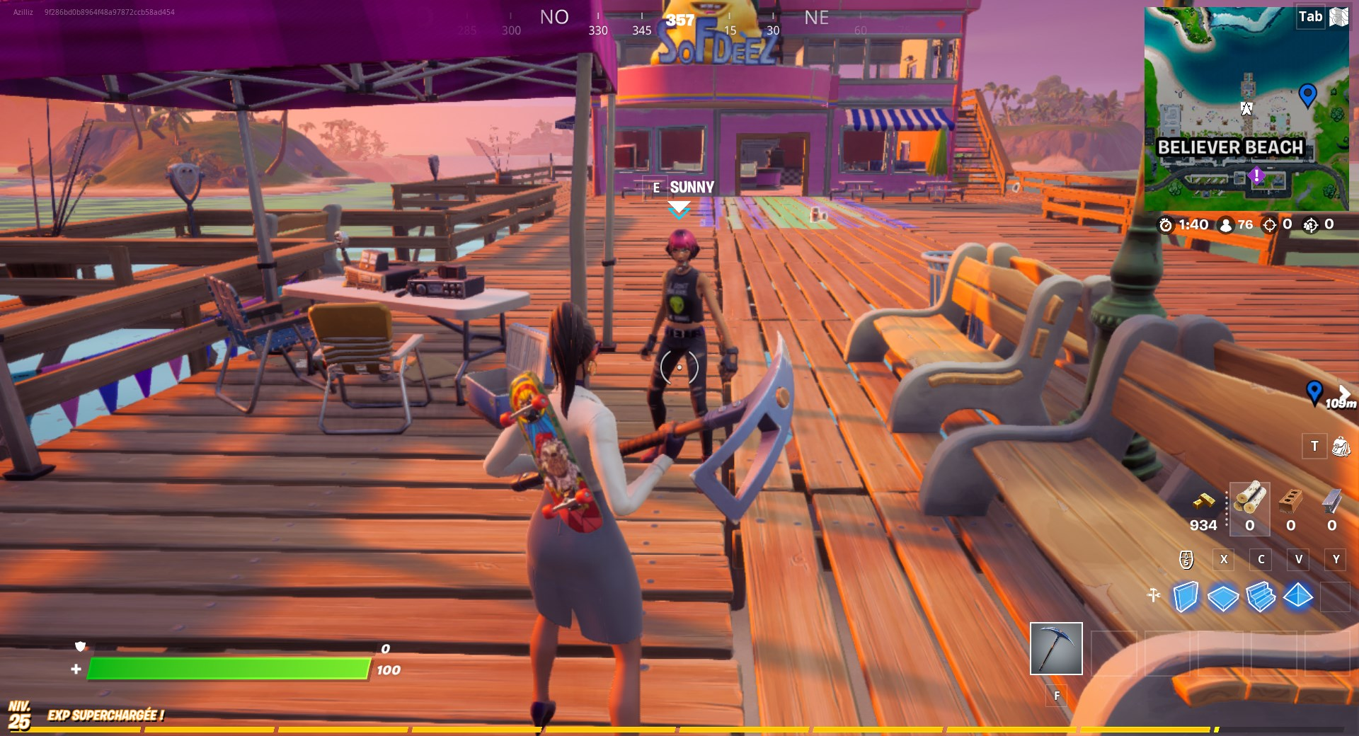 sunny-fortnite-pnj-emplacement