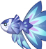 poisson-cristal