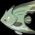 poisson-papillon-vert