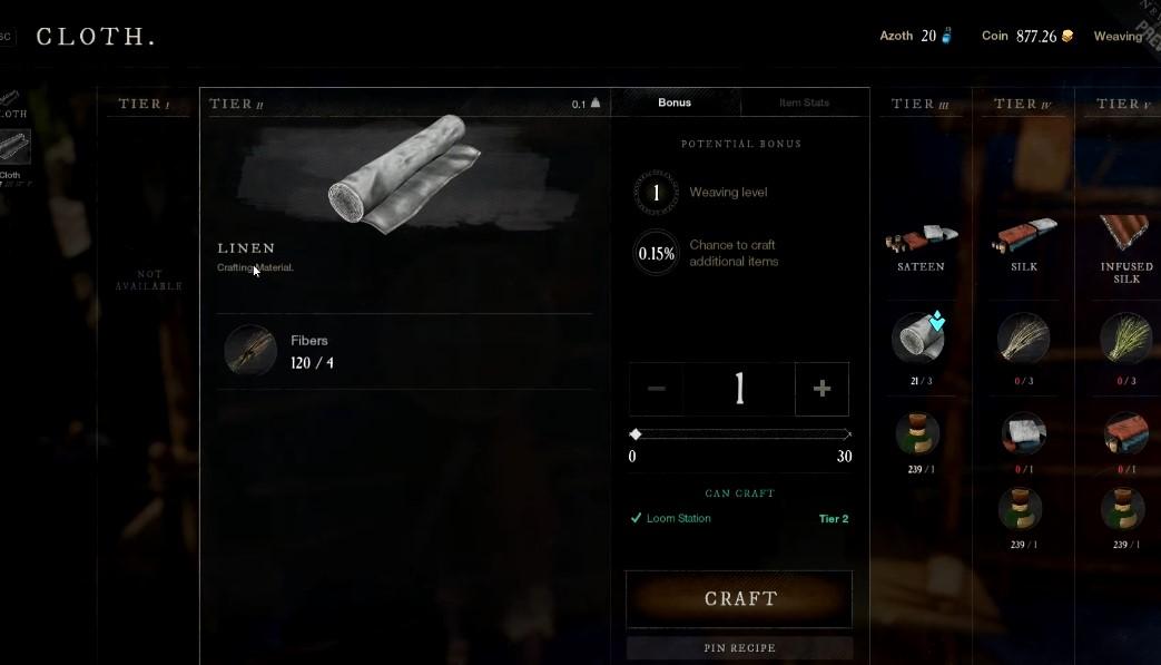lin-craft