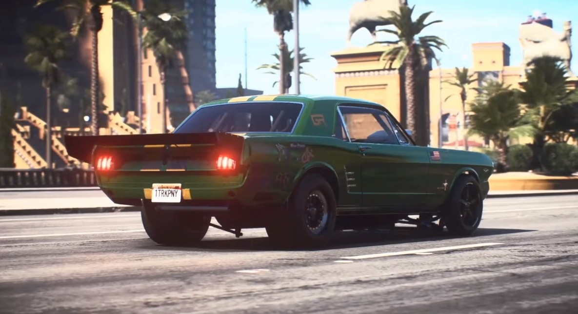 need for speed payback trouver les morceaux d 39 pave de la ford mustang 1965 breakflip. Black Bedroom Furniture Sets. Home Design Ideas