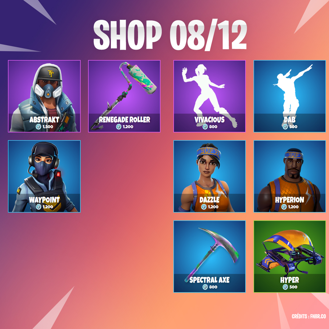 boutique-fortnite-8-decembre