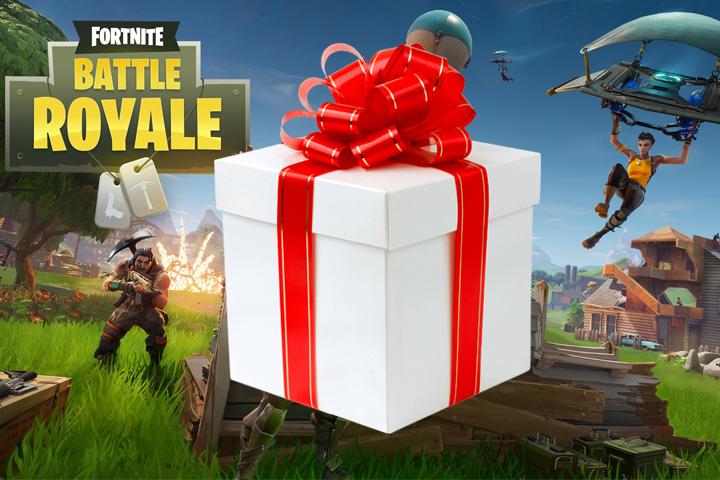 Carte Cadeau V Bucks.Fortnite Offrir Des Cadeaux A Ses Amis Breakflip Actualite