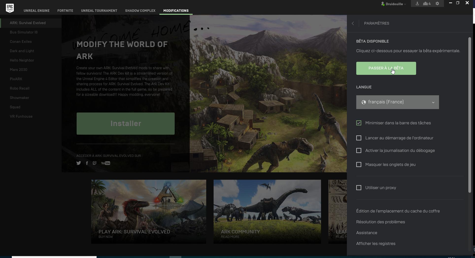 Fortnite : Nouveau launcher Epic Games en Bêta - Breakflip ...