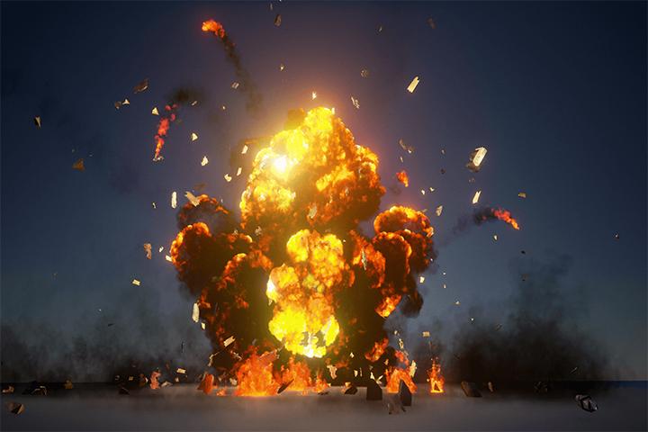 fortnite tilted towers detruit par une comete breakflip actualite guides et astuces esport et jeu video - ciel bleu fortnite