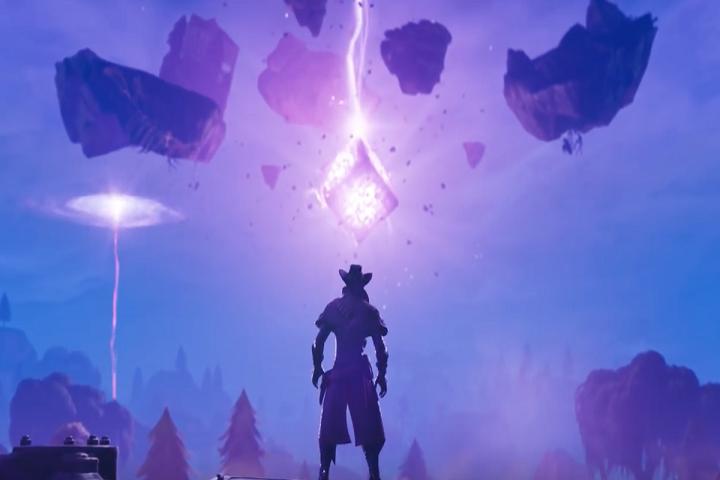 vignette explosion cube fortnite png - fortnite faille png