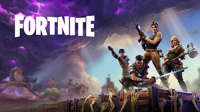 fortnite epic games action survie battle royale pc mac ps4 one config - combien de go fait fortnite