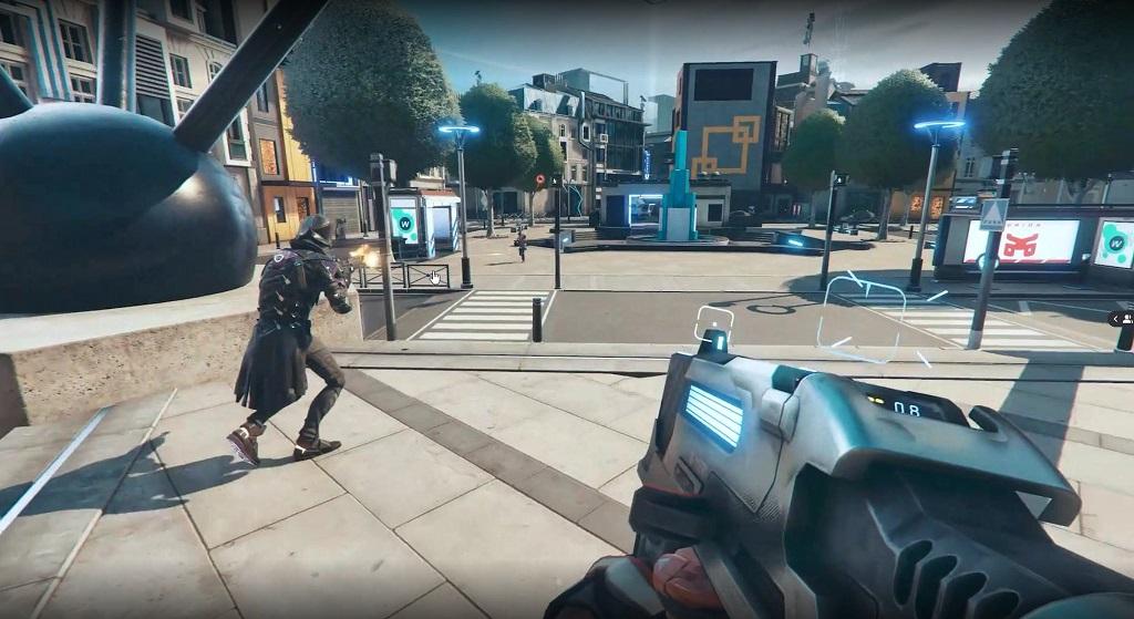 Date de sortie, quand sortira le Battle Royale d'Ubisoft — Hyper Scape