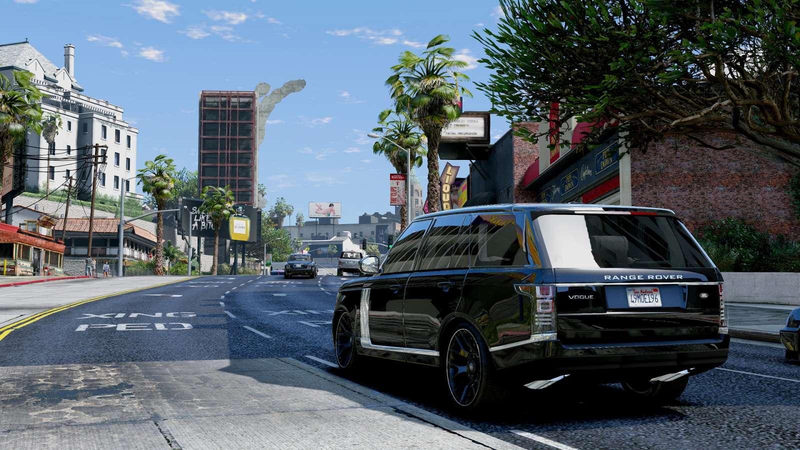GTA 5 Redux Mod v1.7