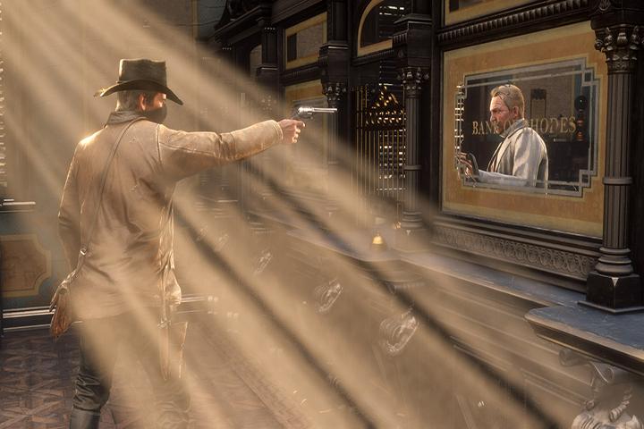 Red Dead Redemption 2 Carte Au Trésor Lingot Dor Flaco