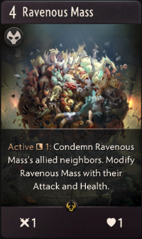 Ravenouss Mass