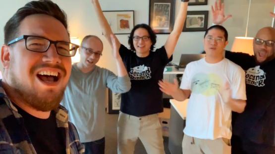 Un nouveau studio se voit confier le prochain jeu Marvel — Second Dinner