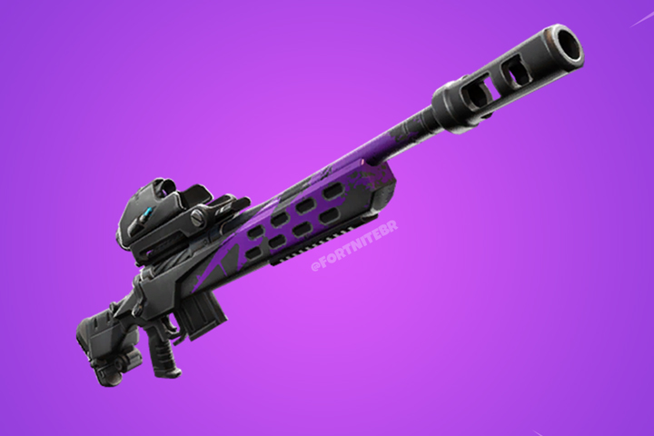 Fortnite : Sniper d'éclaireur de tempête, nouvelle arme leak au