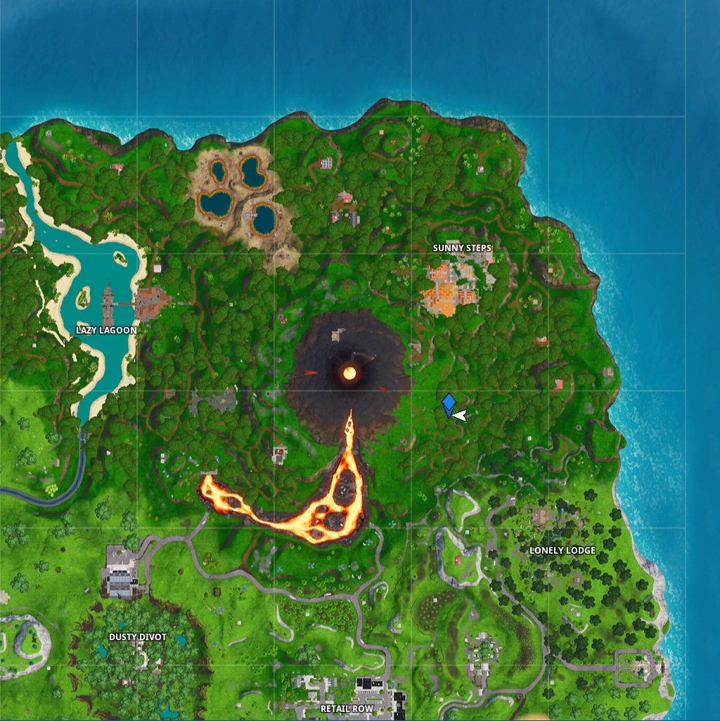 Fortnite Saison 8 Expedition Semaine 7 Fortnite Cheat