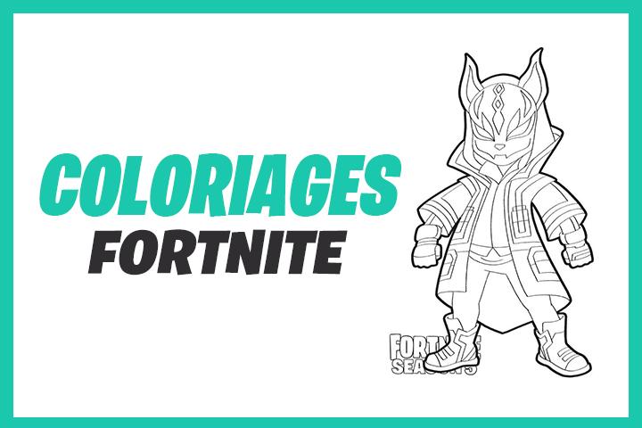 Fortnite Coloriages Et Dessins Quels Sont Les Meilleurs Sites