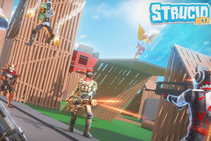 Fortnite : Strucid, un jeu similaire pour quand le jeu ne ...