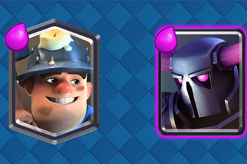 attaque clash royale