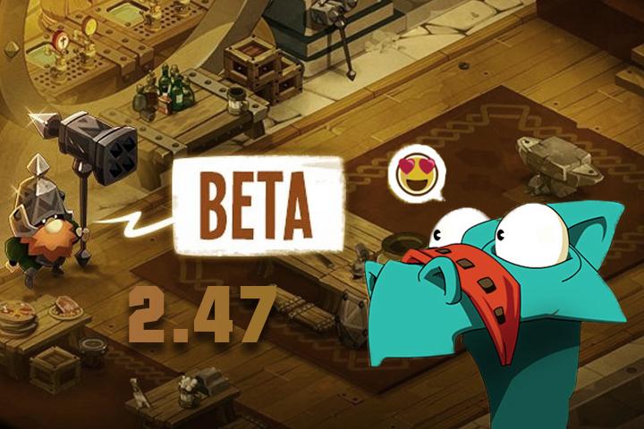 dofus beta 2.47