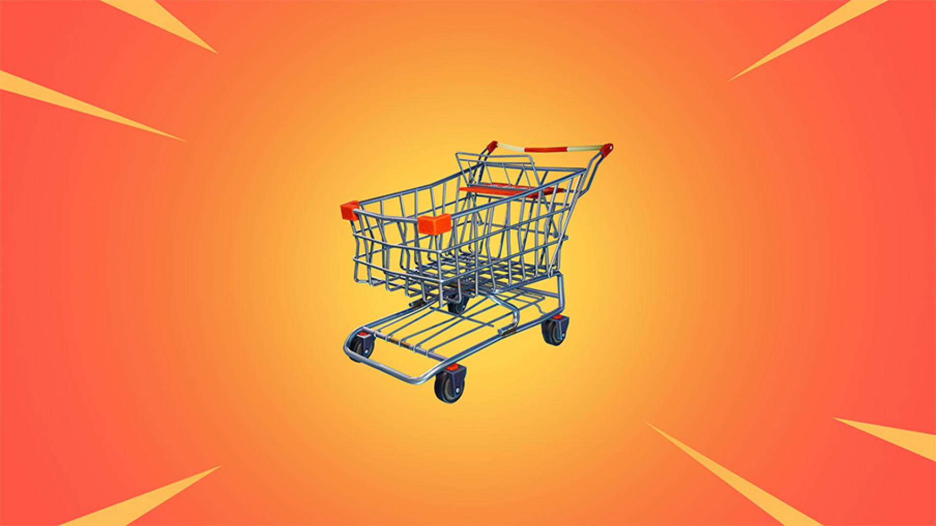 chariot fortnite - couronne fortnite png